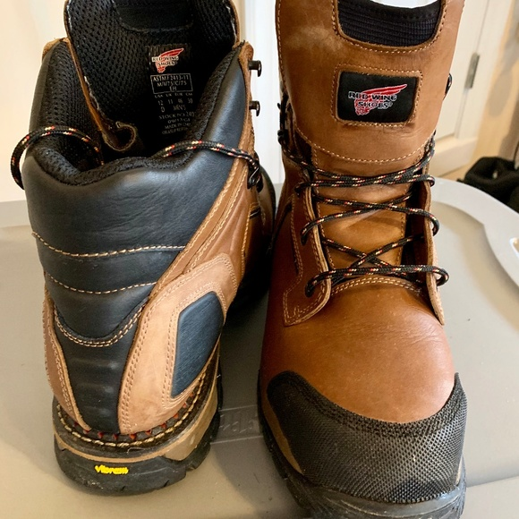 Red Wing Style 4 Flex Force Mens